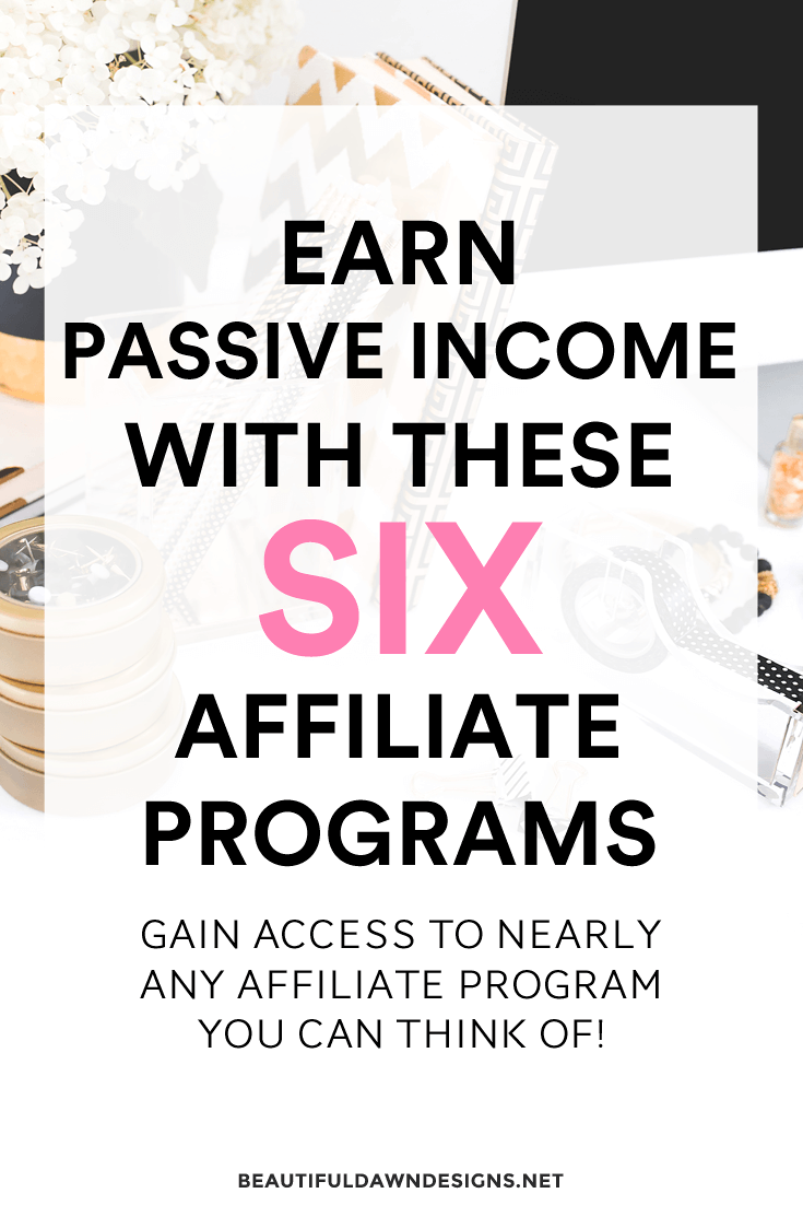 Here's a list of over 15 affiliate programs for bloggers to join. Use these affiliate programs to make money with your blog. #bloggingtips #makemoneyonline #affiliatemarketing.