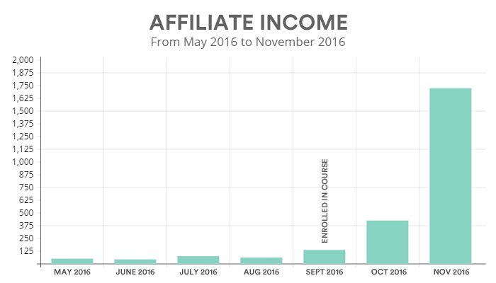 making sense of affiliate marketing results