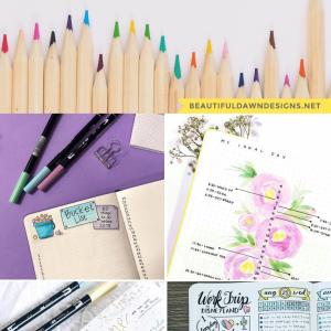 bullet journal instagrams