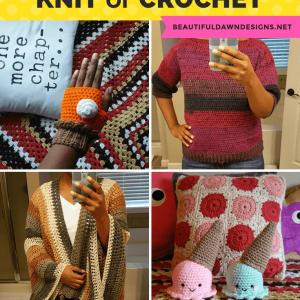 crochet knit classes a