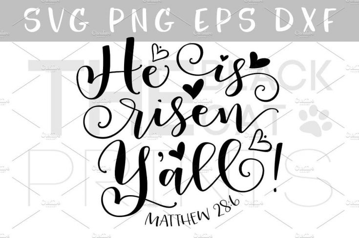 10 easter svg files for mugs totes and canvas beautiful