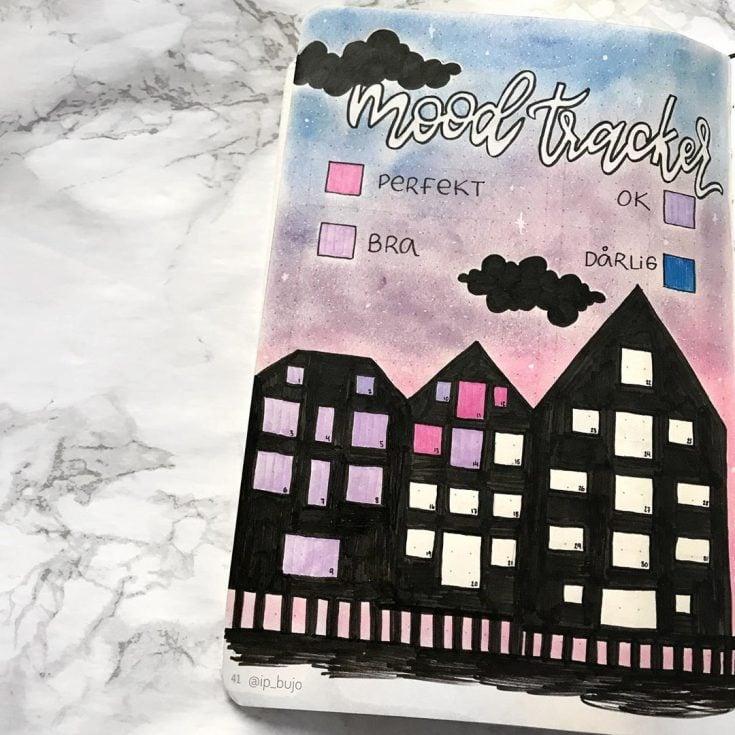 HAUNTED HOUSE Mood tracker 11