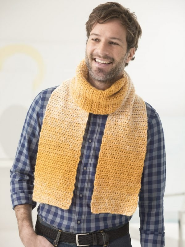 ONE BALL SCARF
