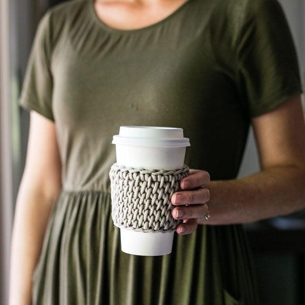 EASY COFFEE COZY