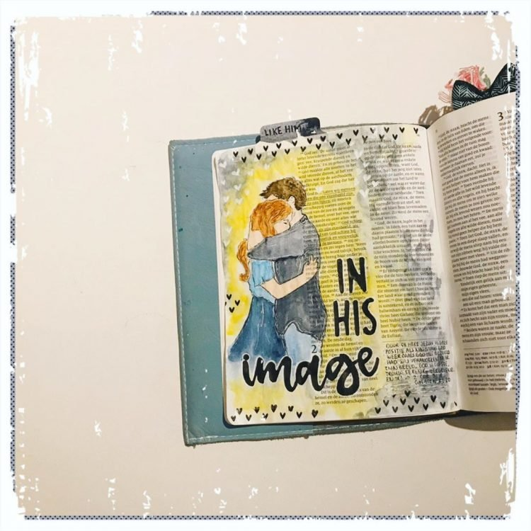 IN HIS IMAGE BIBLE JOURNAL