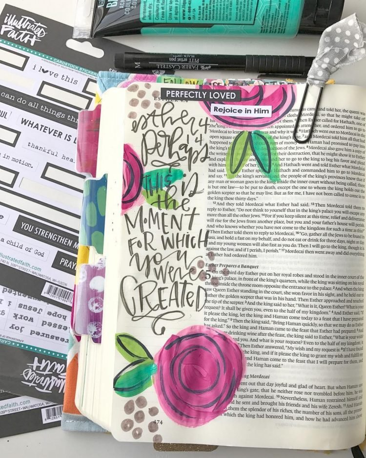 YOU WERE CREATED BIBLE JOURNAL