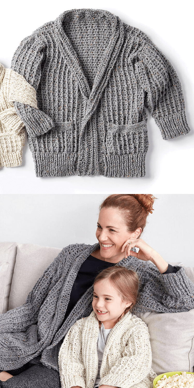 CHILL TIME ADULT'S CARDIGAN