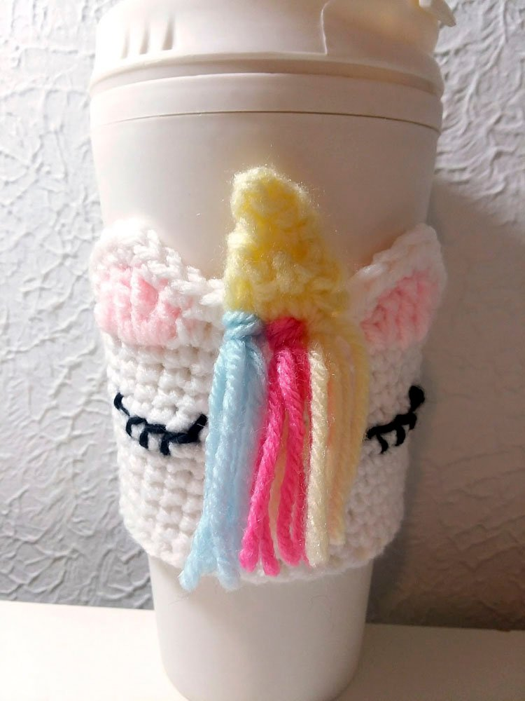 BE AND UNICORN CUP COZY