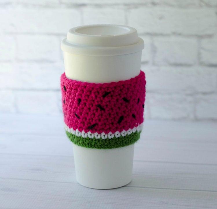 WATERMELON CUP COZY