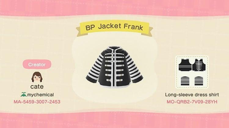 BP jacket