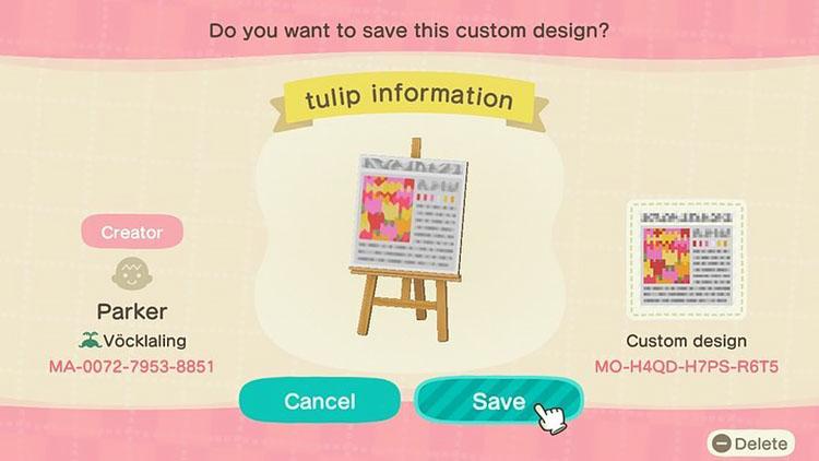 Tulip information