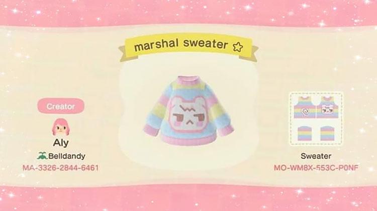 Marshal SWEATER