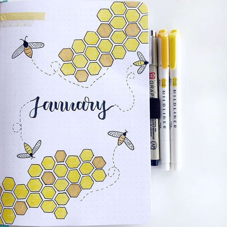 JANUARY BEE COVER PAGE