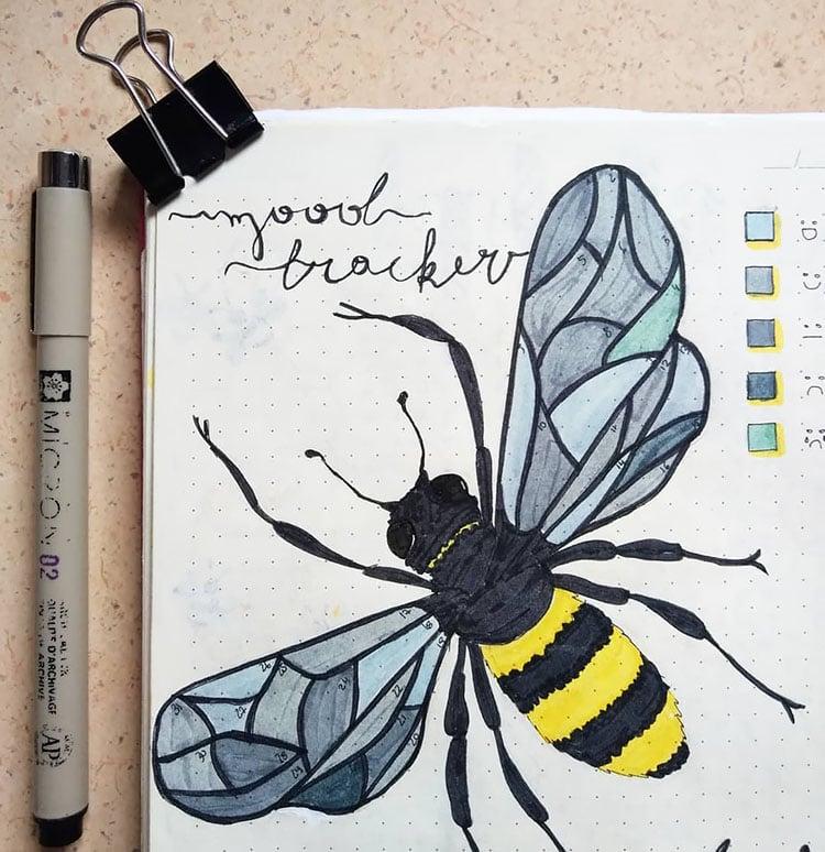 BEE MOOD TRACKER