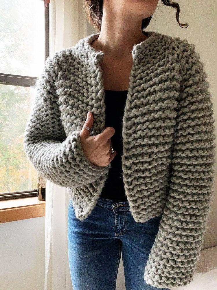 Beginner Friendly Top Down Knitting Pattern