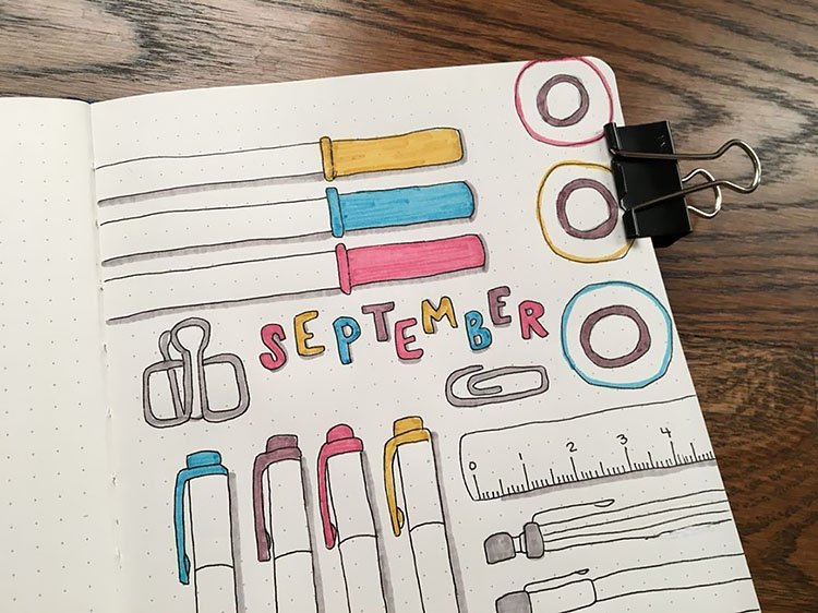 PENS AND OTHER SUPPLIES