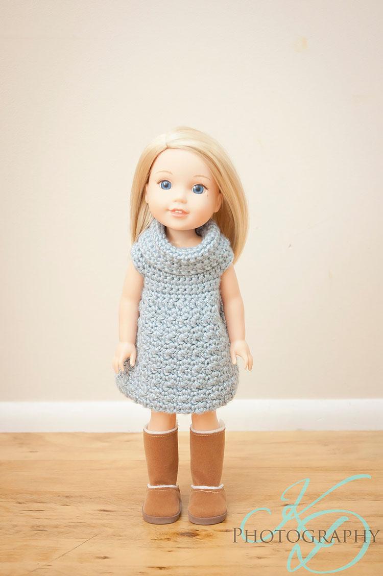 KENNEDY'S SWEATER DRESS