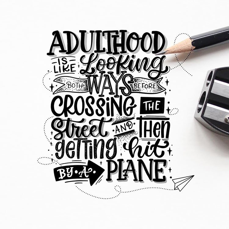 ADULTHOOD QUOTE