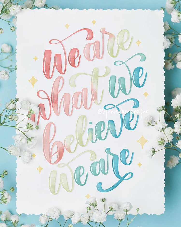WHAT ARE WHAT WE BELIEVE WE ARE QUOTE