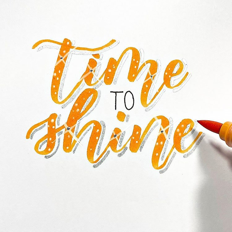 TIME TO SHINE QUOTE