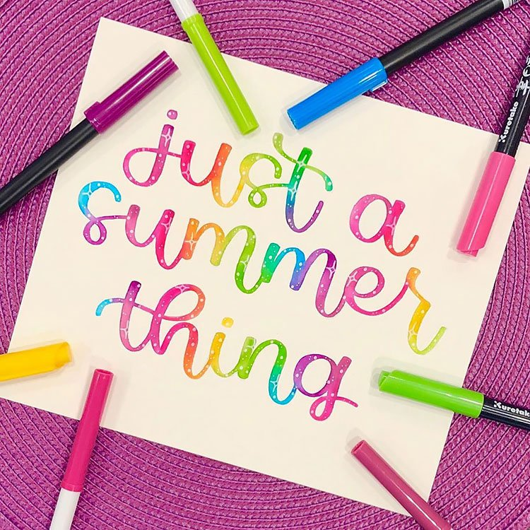 just a summer thing quote