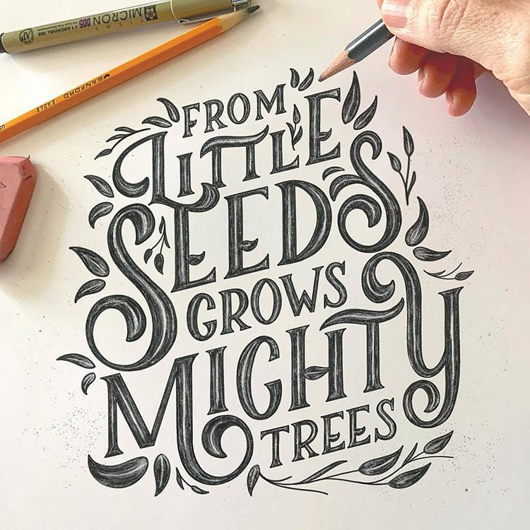 LITTLE SEEDS QUOTE