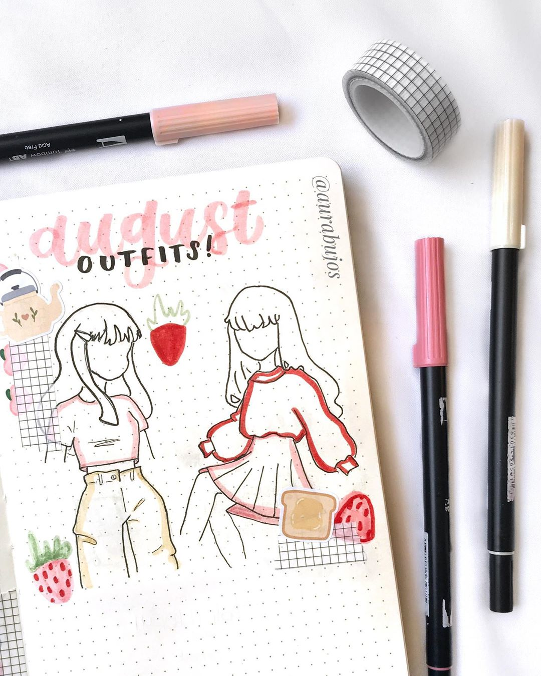 CUTE OUTFITS FOR AUGUST