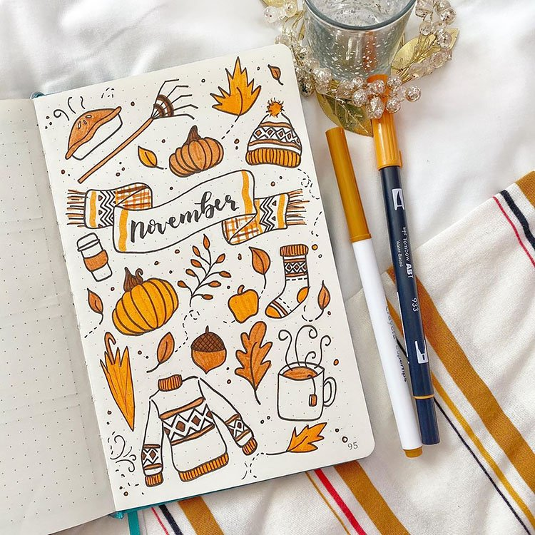 PUMPKINS, SWEATERS, AND MORE