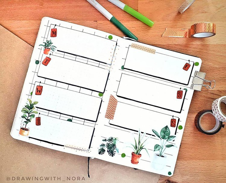 FOR THE PLANT LOVER PLANNER