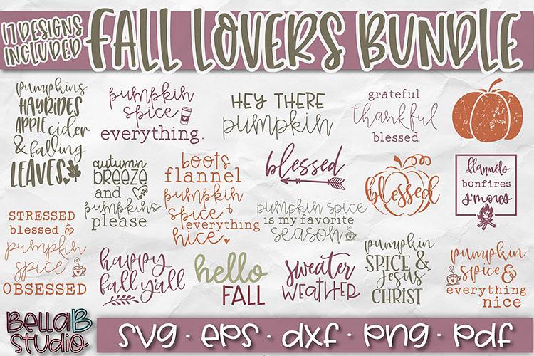 FALL LOVERS BUNDLE