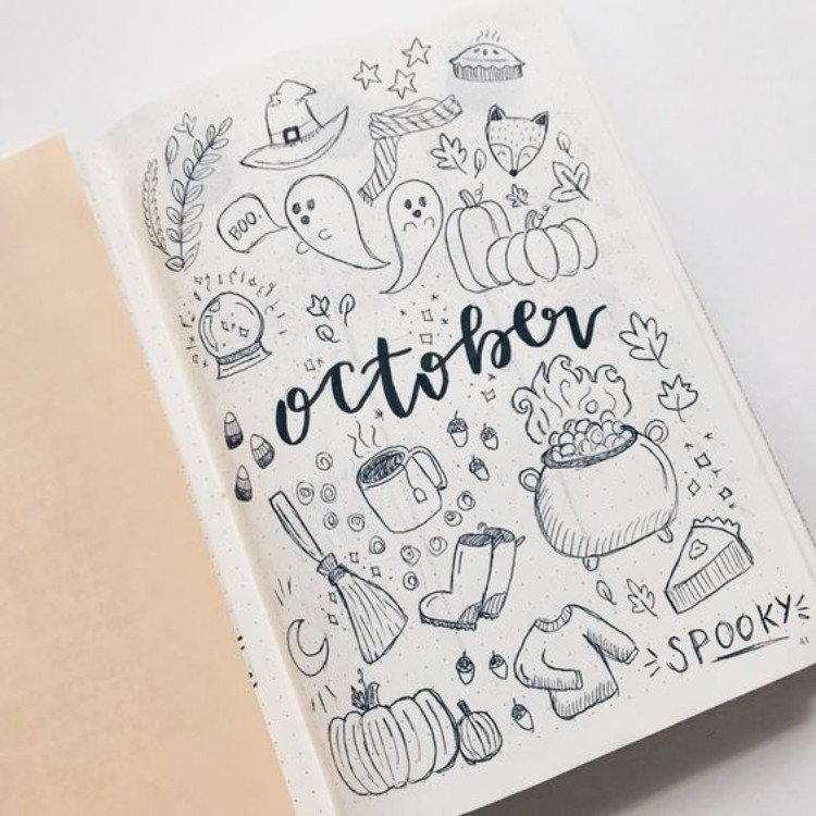 GHOSTS AND MORE OCTOBER COVER PAGE