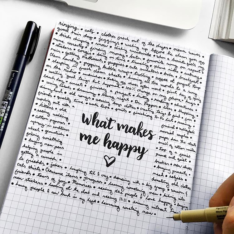WHAT MAKES ME HAPPY QUOTE