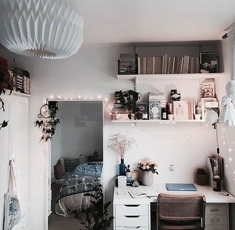 office in small space