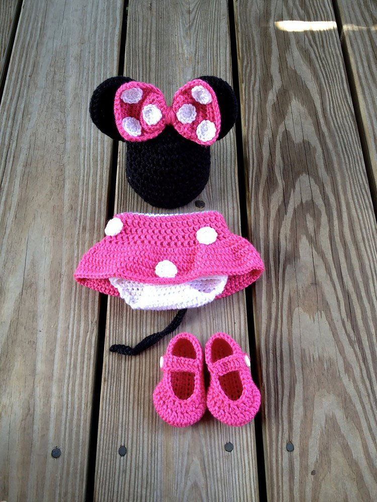 MRS. MOUSE COSTUME