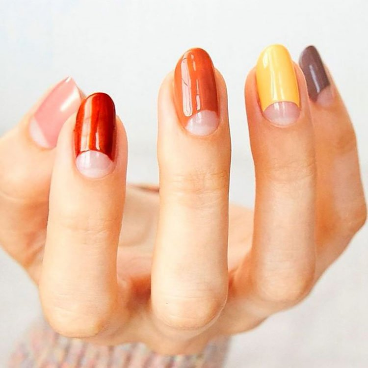 mod style nails