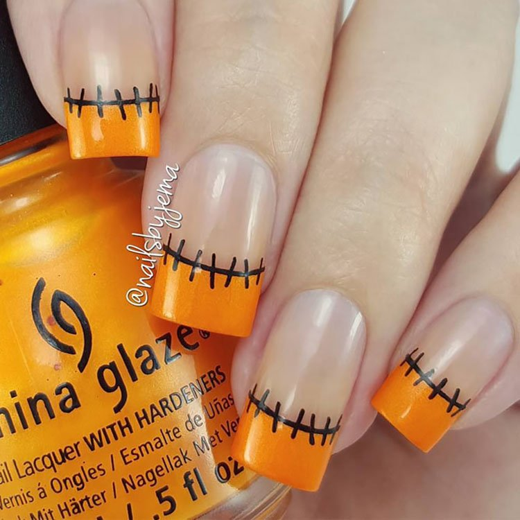 patch style nails