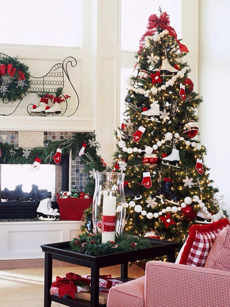 SKINNY STYLE CHRISTMAS TREE