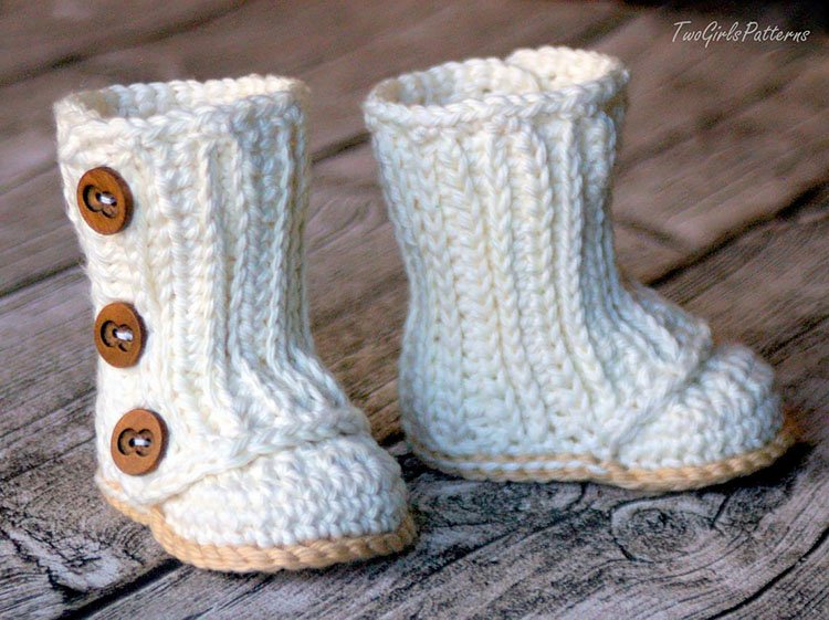 BABY WRAP BOOT