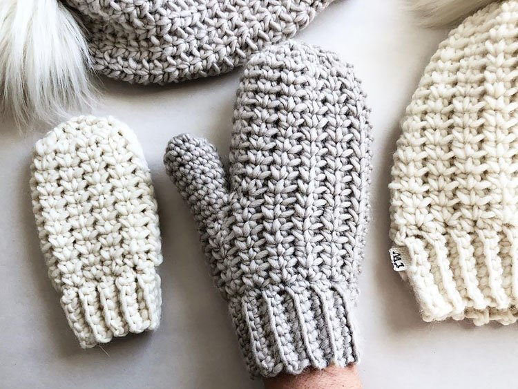 THE REMY MITTENS