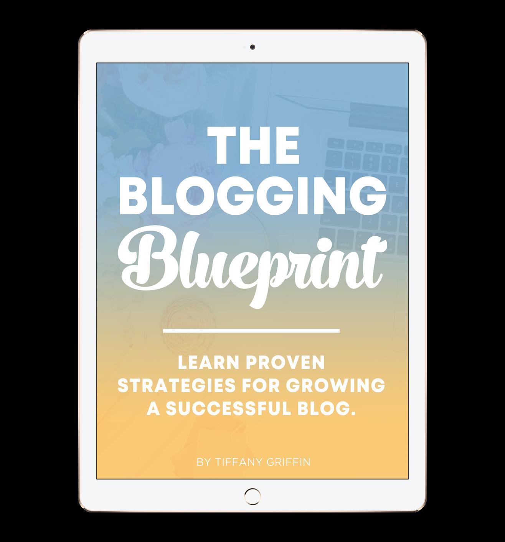 the blogging blueprint