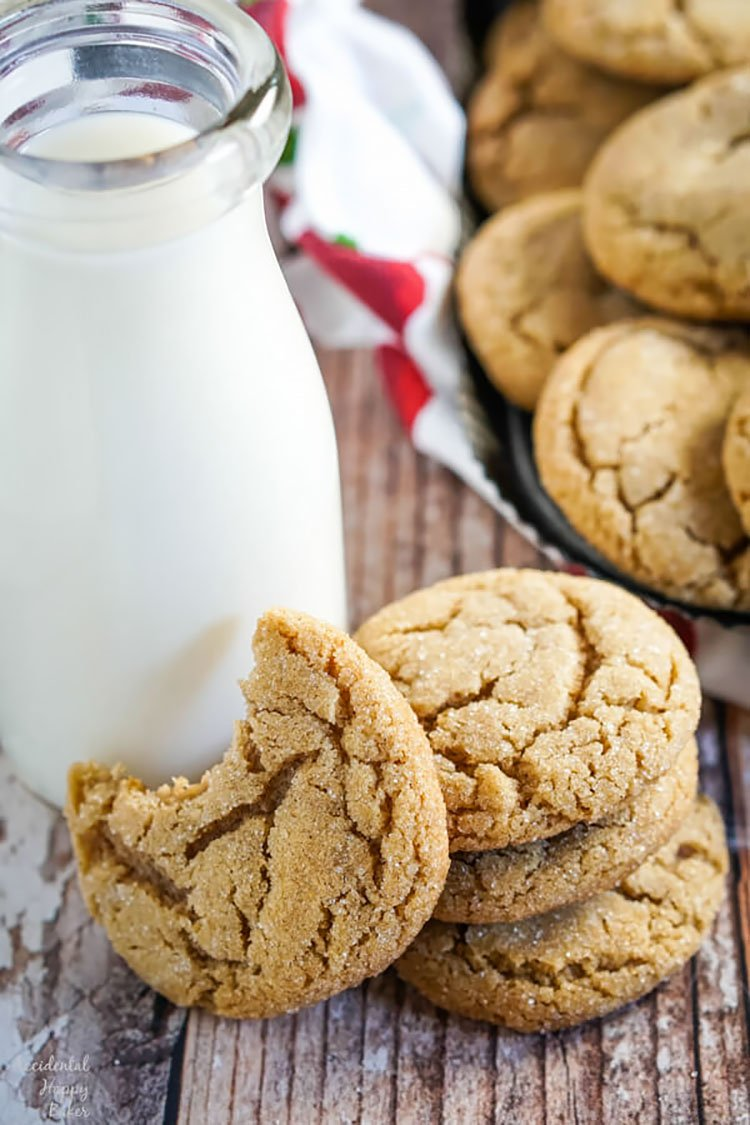 CHEWY FRENCH TOAST COOKIES