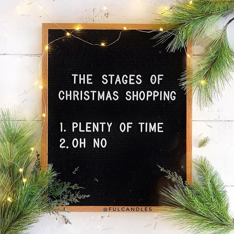STAGES OF SHOPPING