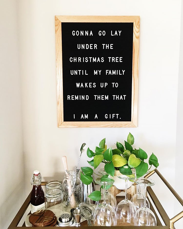 I AM A GIFT QUOTE