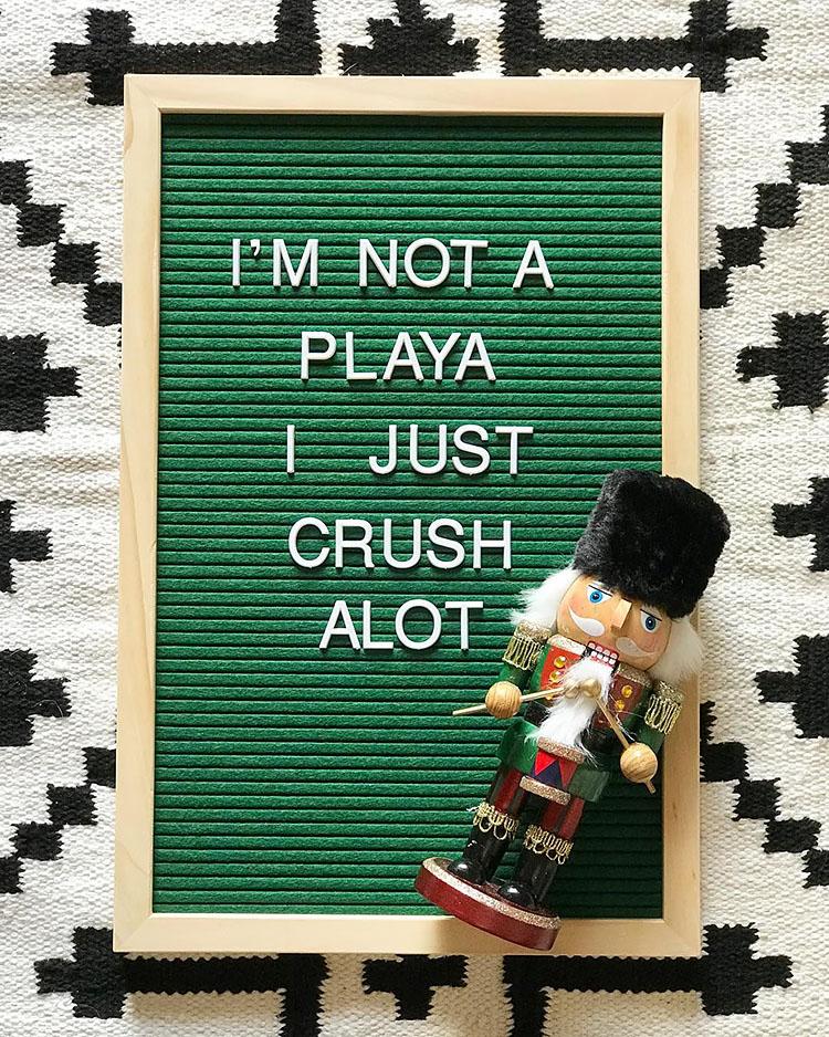NOT A PLAYA