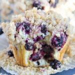 Best Ever Blueberry Muffins Recipe