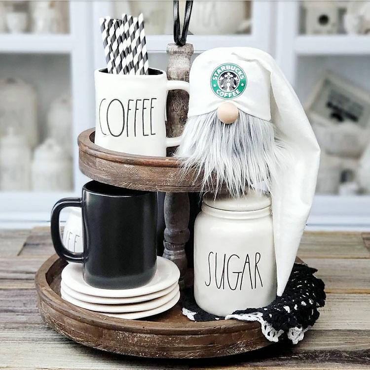 STARBUCKS GNOME coffee bar