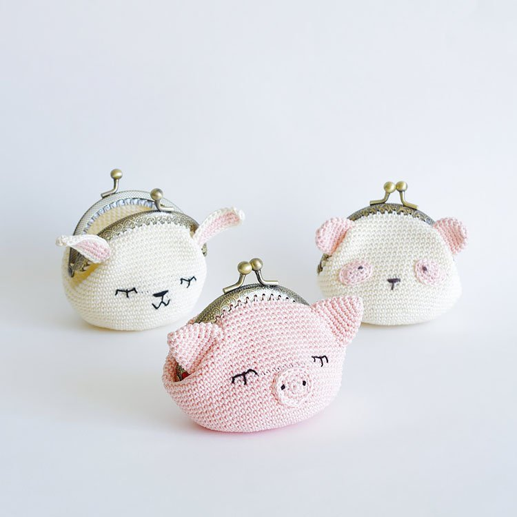 3-IN-1 COIN PURSE PATTERN
