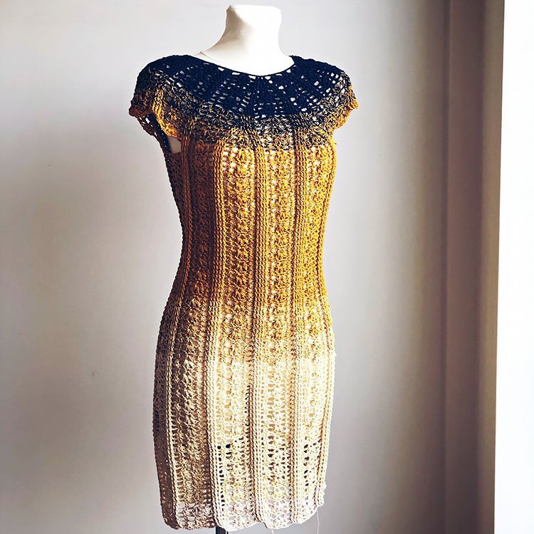 MONACO LACE TOP AND DRESS
