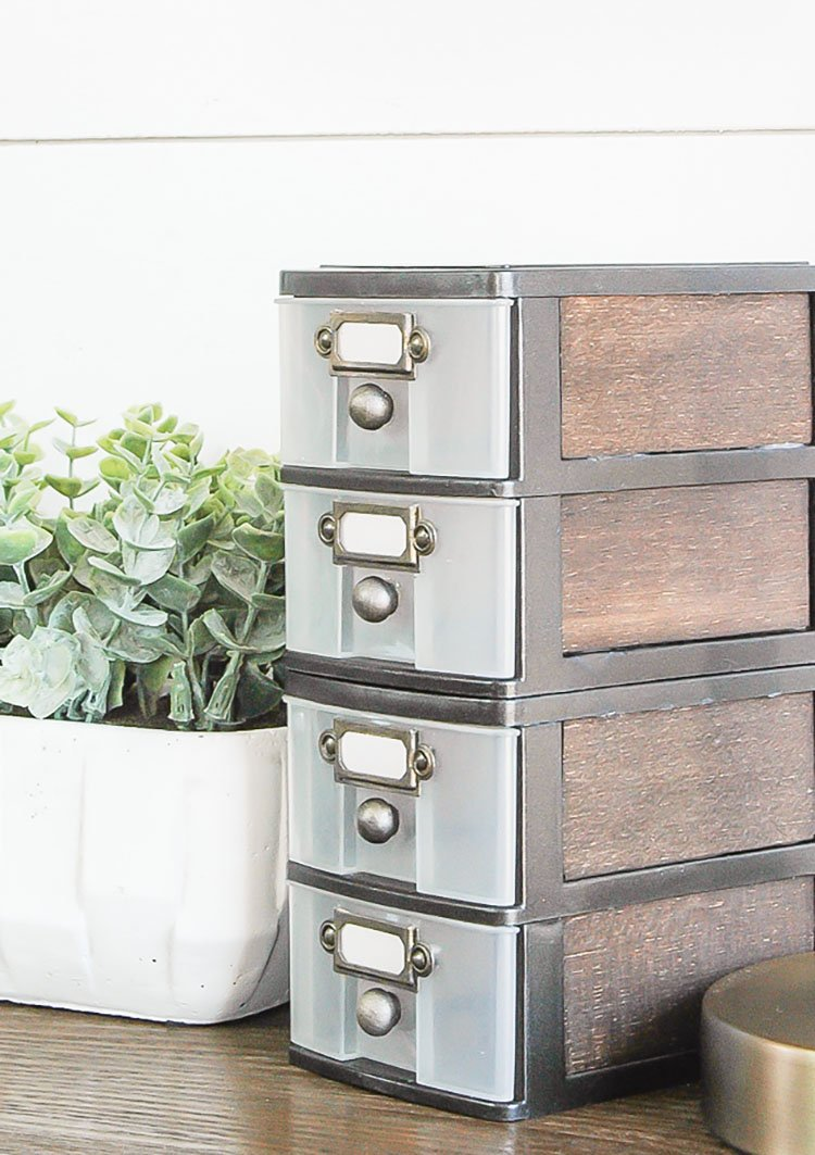 INDUSTRIAL FARMHOUSE DOLLAR STORE STORAGE
