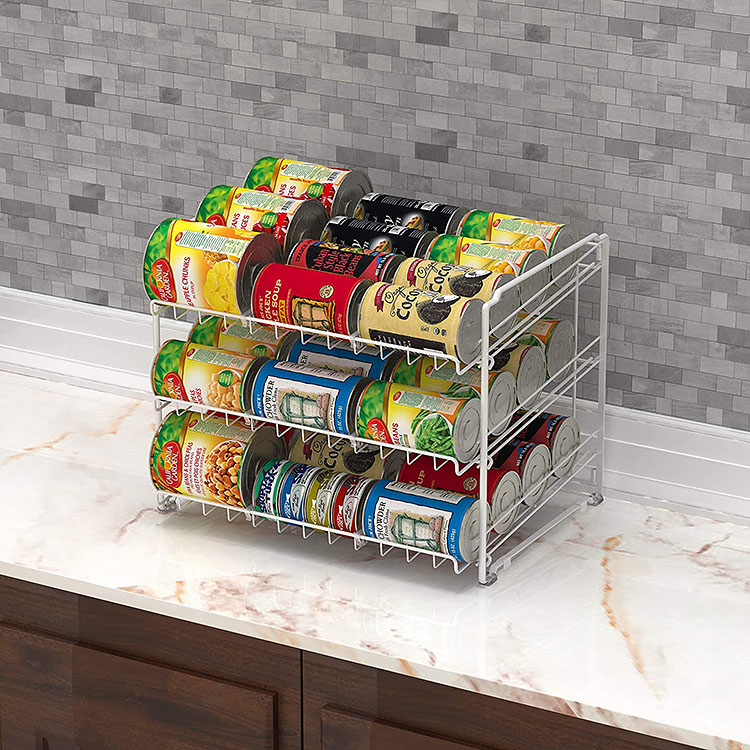 ORGANIZE YOUR CANS